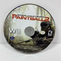 Greg Hastings Paintball 2 XBOX 360 Shooter (Video Game) DISC ONLY FREE SHIPPING