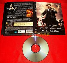 MICHAEL COLLINS (Liam Neeson Julia Roberts) - Dvd SNAPPER SIAE Rosa - USATO - ET