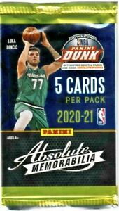 2021 Absolute 5 Card Pack Yellow LaMelo Ball Rookie?