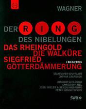 Wagner: Der Ring des Nibelungen [Box Set] [Blu-ray], New DVDs