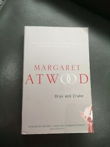 Oryx And Crake by Margaret Atwood (Paperback, 2004) Virago First Impression