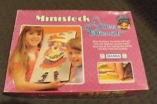 Vintage HANSA Ministeck Miss Petticoat INCOMPLETE for parts extras ages 8+