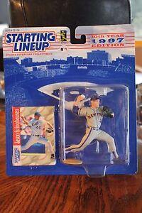 1997 JASON ISRINGHAUSEN Starting Lineup - New York Mets
