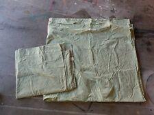 "Pottery Barn Kids ""Green Gingham"" Drapery Panels 44"" X 84"" -  2 Panels"