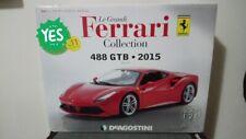 Deagostini 11 Ferrari Collection 1:24 488 GTB 2015