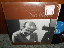 Horace Parlan Trio No Blues Inner City Jazz LP
