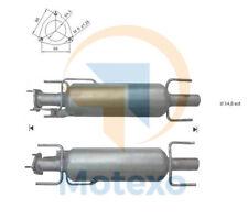 DPF ALFA ROMEO 159 1.9TD JTDM DPF 150 CV 939A2000 SINGLE PIPE 7/05 > 2/08