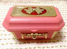 Ashita no Nadja Waltz 5 Music Jewelry Box Orgel RARE BANDAI JAPAN