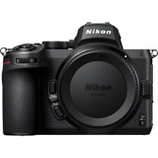 Nikon Z5 Full Frame Mirrorless Camera 24.3 MP CMOS FX Sensor 4K UHD Video 1649B