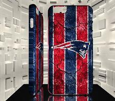 Coque rigide pour iPhone 6 6S New England Patriots NFL Team 06