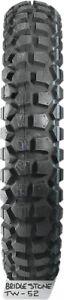 Bridgestone Trail Wing TW52 Dual/Enduro Rear Motorcycle Tire 4.60-18 18 107964