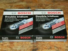 (8) NEW BOSCH 9601 DOUBLE IRIDIUM SPARK PLUGS FOR ALLURE CENTURY ESCALADE BLAZER