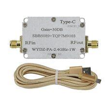 Sbb5089tqp7m9103 Microwave Rf Power Amplifier Module 24ghz Wydz Pa 24ghz 1w