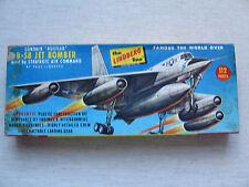 "Lindberg 560:98 Convair ""hustler"" b-58 jet Bomber 1:128 KD envío combinado posible"