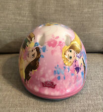 Disney Girls Bike Helmet 3+