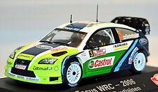 Ford Focus WRC Rally Monte Carlo 2006 #3 Gronholm Rautianen 1 43