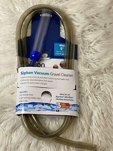 Aqueon Siphon Vacuum Aquarium Gravel Cleaner   Free Shipping