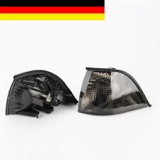 Neue Paar Eckrauchleuchte Blinker für BMW E36 3-SERIE 2DR Coupé / Cabrio 92-98