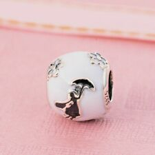 Mary Poppins Charm Bead 925 Sterling Silver