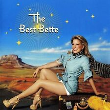 BETTE MIDLER (NEW SEALED DELUXE EDITION CD & DVD) THE BEST BETTE / GREATEST HITS