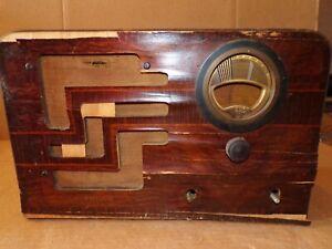 Antique Philco 38-62 Tube Radio