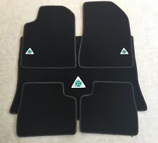 Autoteppich Kofferraum für Alfa Romeo Giulietta Quadrifoglio Stick Nubukband