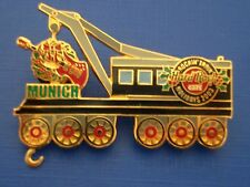 HRC Hard Rock Cafe Munich Christmas 2003 Europeen Train Set Rockin Train LE500