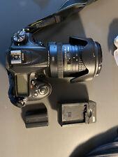 nikon d7200 Body+18-200mm 3.5-5.6 Nikkor Lens