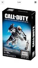 Mega Bloks Call of Duty: Advanced Warfare Jet Suit Building Kit