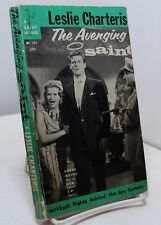 The Avenging Saint by Leslie Charteris