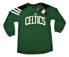 adidas NBA Youth Boys Boston Celtics Shirt LOOK S(8)    Yellow Marks on Front