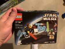 Lego 7103 Jedi Duel Count Dooku SEALED VERY OLD STAR WARS SET Yoda