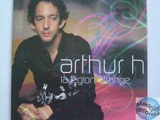 ARTHUR H LA LEGION ETRANGE CD PROMO