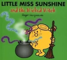 New, Little Miss Sunshine and the Wicked Witch (Sparkly Mr. Men Stories), Roger