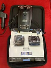 Escort Passport 9500IX Radar Detector - Red Display