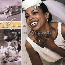 DAMAGED ARTWORK CD : 'N Love: Music for Your Wedding