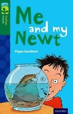 Oxford Reading Tree TreeTops Fiction: Level 12 More Pack B: Me and my Newt by Go