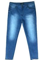 "Women's Kancan Light Blue Skinny Jeans Size 15/31 ""KC7254LHL"" High-Rise"