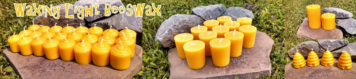 Waxing Light Beeswax