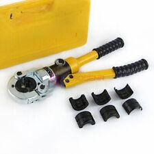 Hydraulic Pex Pipe Tube Crimping Tool 10T Pipe Pressing Kit CW1632 Clamping Tool