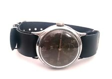 Vintage 1940' Titus Geneve D02633 Military WWII ETA-810 Watch Original Condition