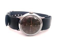 Vintage 1940' Titus Geneve D02633 Military WWII ETA-810 Watch Original Condition