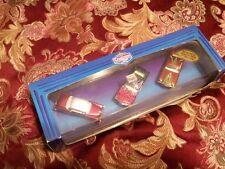 HOT WHEELS, LOWRIDER MAGAZINE *3 PACK  '53 BEL AIR, '69 RIVIERA, '70 MONTE CARLO