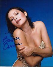Barbara Carrera Signed 8x10 Photo - James Bond Babe - NEVER SAY NEVER AGAIN H113