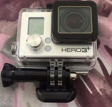 GOPRO HERO 3+ PLUS BLACK EDITION 4K SPORTS ACTION CAMCORDER Fully Working