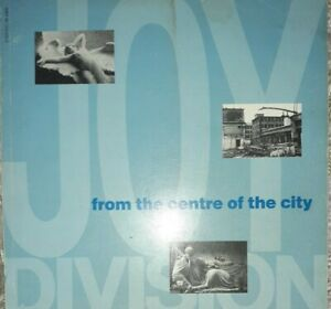 Joy Division From the Centre of The City  Book