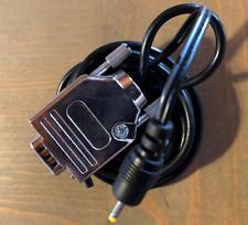 Zaon Pcas Xrx To Garmin Bare Wires Kit