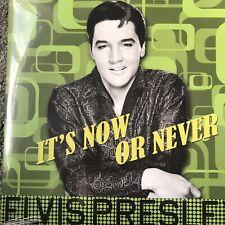 ELVIS PRESLEY - Its Now Or Never - reissue -  VINYL Lp - NEW / Sealed