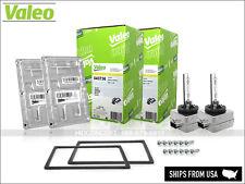 New! OEM Valeo LAD5G Ballasts + Philips 4300K D1S HID XENON bulbs Complete Kit