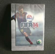 XBOX 360 FIFA 14 Edición Limitada en Caja De Metal Lata De Colección Nuevo Y Sellado